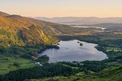 Glanmore Valley, Beara Peninsula, County Kerry