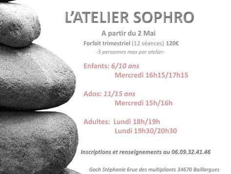L'ATELIER SOPHRO