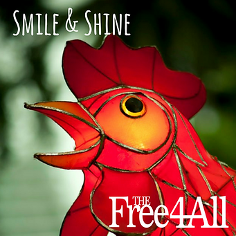 Smile & Shine Album Cover Amatic w Logo.