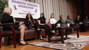 Evelyn Leads Workshop For Survivors