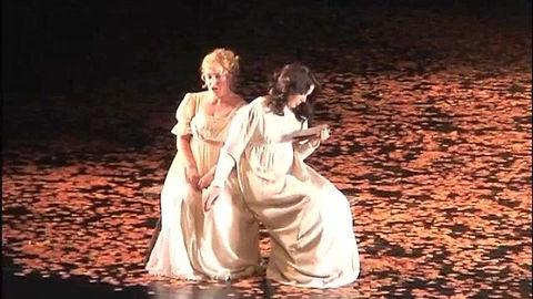 Live performance clips - Amastre (Xerses) Wolfgang Katchner & Olga ( Eugene Onegin) Alexander Polianichko - New Zealand Opera
