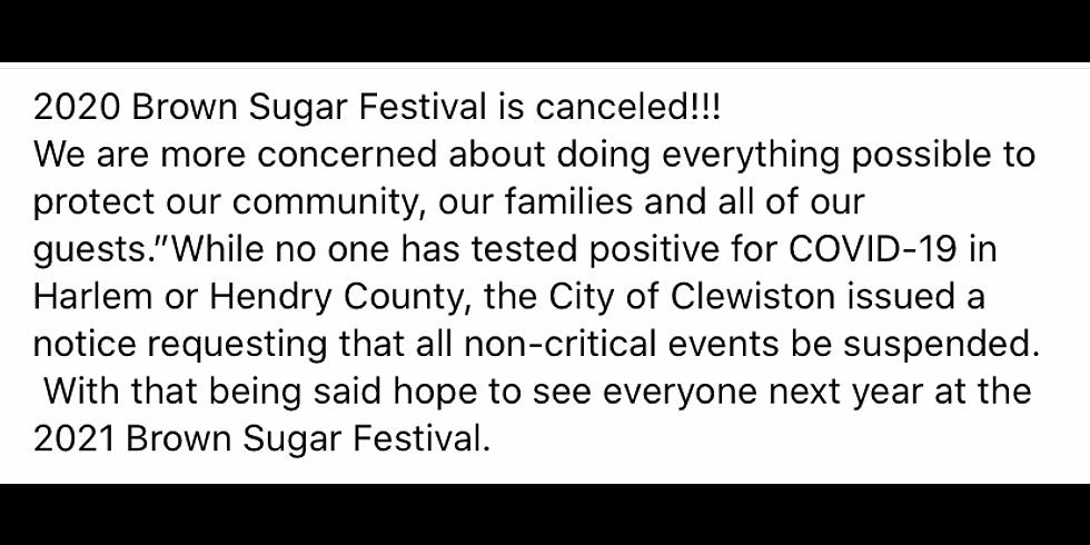 2020 Brown Sugar Info