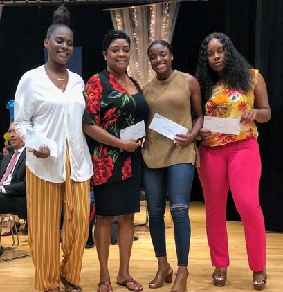 2019 Scholarships Recipients