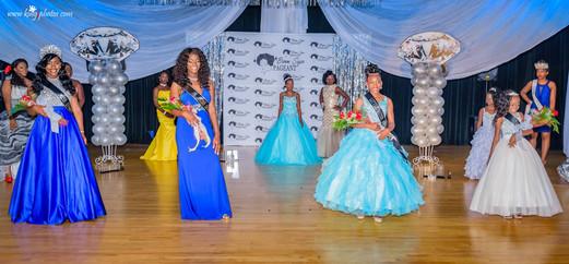 2017 Brown Sugar Pageant Queens