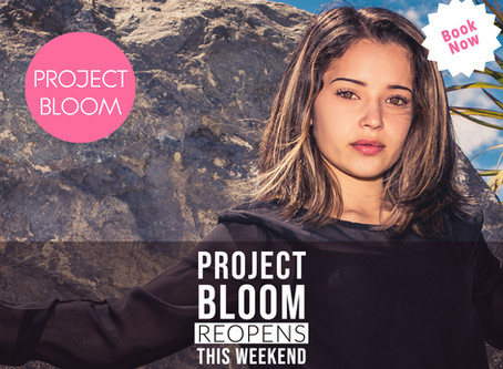 Project Bloom Reopens: We're back!