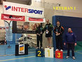 8 janvier 2017, critérium vétérans départemental à Millau (12) : catégorie V1