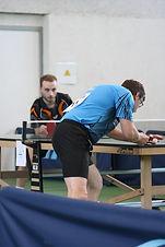 Patrick BUSCH face à Alexis POPLIN