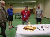 Réception pour le 500ème licencié en tennis de table en Aveyron