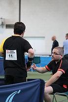 Patrick MARTINEZ coaché par son fils
