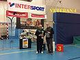 8 janvier 2017, critérium vétérans départemental à Millau (12) : catégorie V4