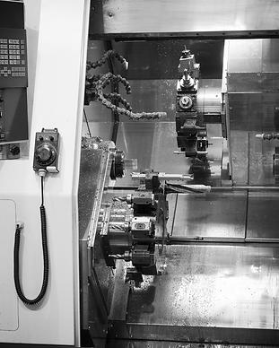 Empresa y centro mecanizado CNC