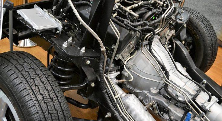 Mecanizado, Industria del automóvil