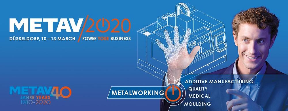 Feria Metav 2020 Düsseldorf, herramientas de precisión