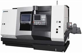 Empresa CNC Okuma