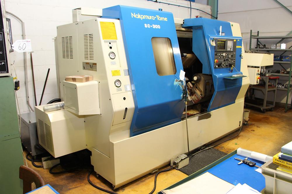 Centro de mecanizado CNC SC-300