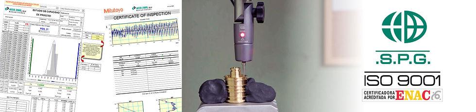 mecanizado de piezas de calidad