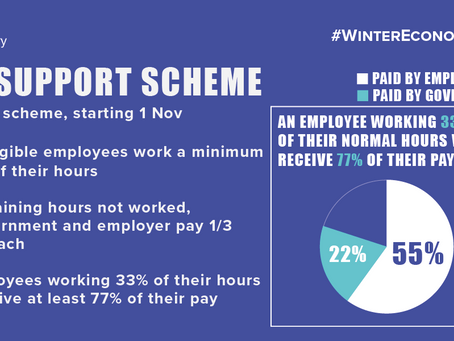 New Job Support Scheme Announced