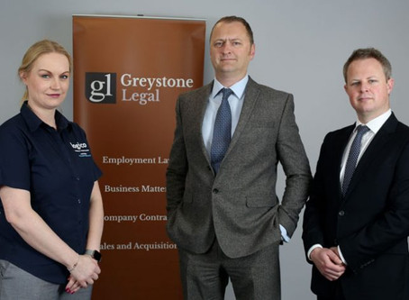 Greystone Legal is now the go-to firm for employment and business law on Aycliffe Business Park