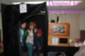 rent a photo booth for your birthday party