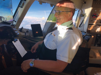 Pilot Back Brace