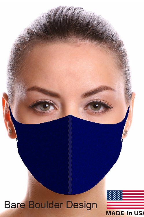 Soft-Fit 4-way stretch neoprene with removable soft interfacing Air-Filter