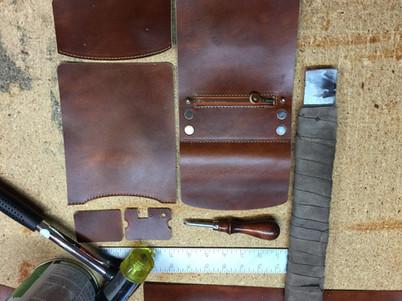 Leather Bag Prototype