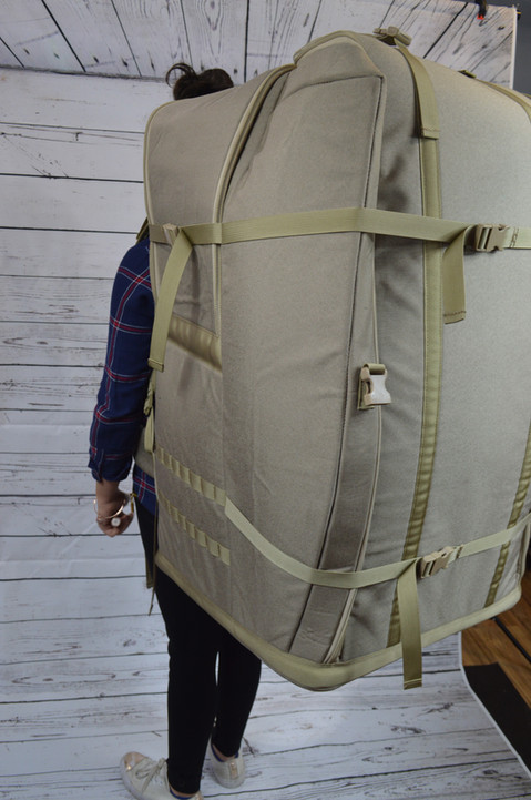 Supper Large Backpack  for Satellite Dev