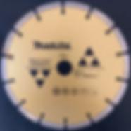 disco esmeril makita concreto d-44286