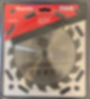 disco sierra ciruclar makita 16 dienes d03420