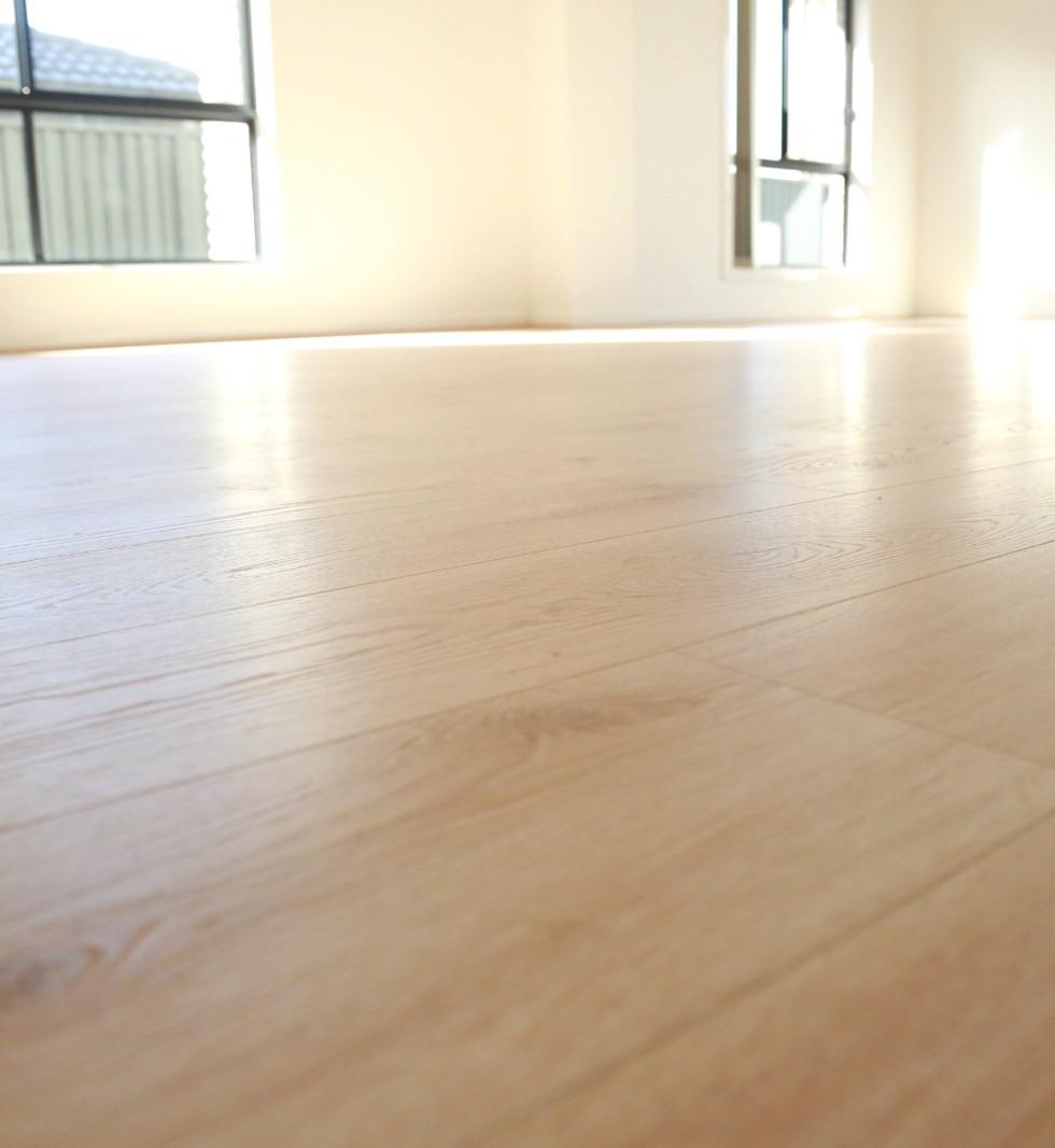 Hard wood floor