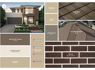Manning colour scheme exterior coour
