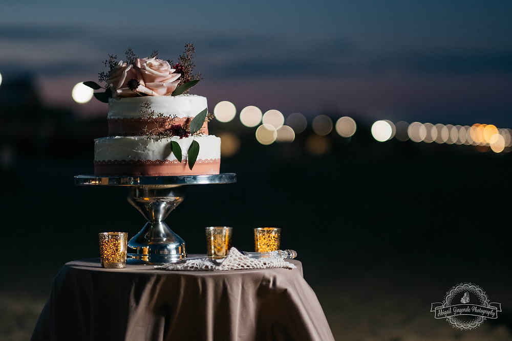 Crafted Cake by NJ Wedding Planner