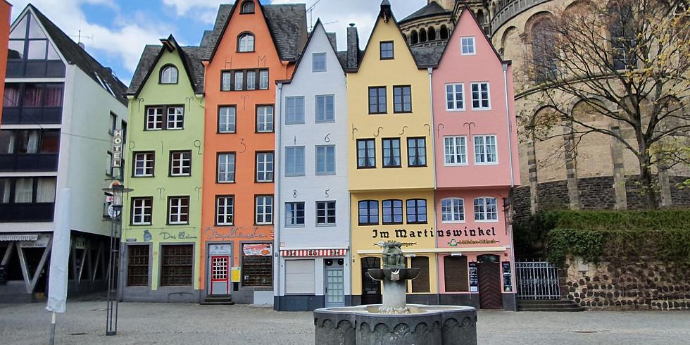 Sketch walk - Cologne, Germany
