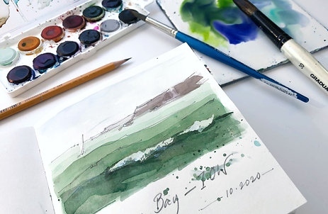 Gift voucher - Any live art lesson of your choice
