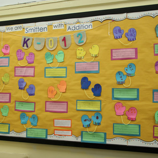 Addition Bulletin Board