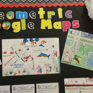 Map Bulletin Board