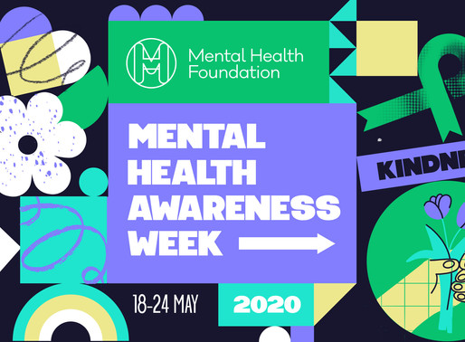 Mental Health Awareness week    Kindness