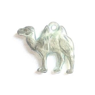 Silver Camel Print