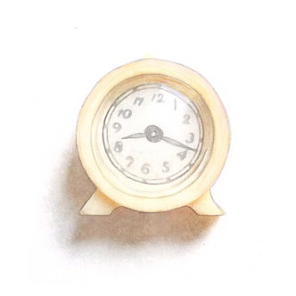 Clock Print