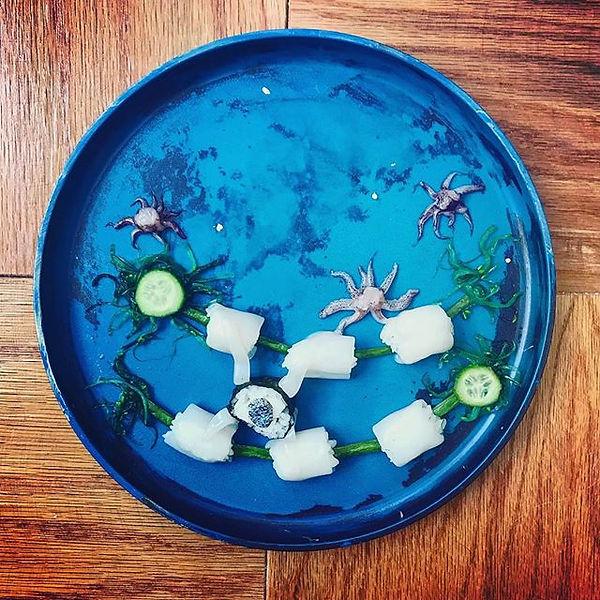 Sushi Science | Janelle Letzen | Glial Cells