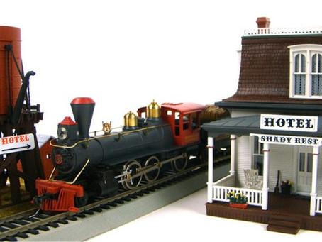 Petticoat Junction Train & Structure Set