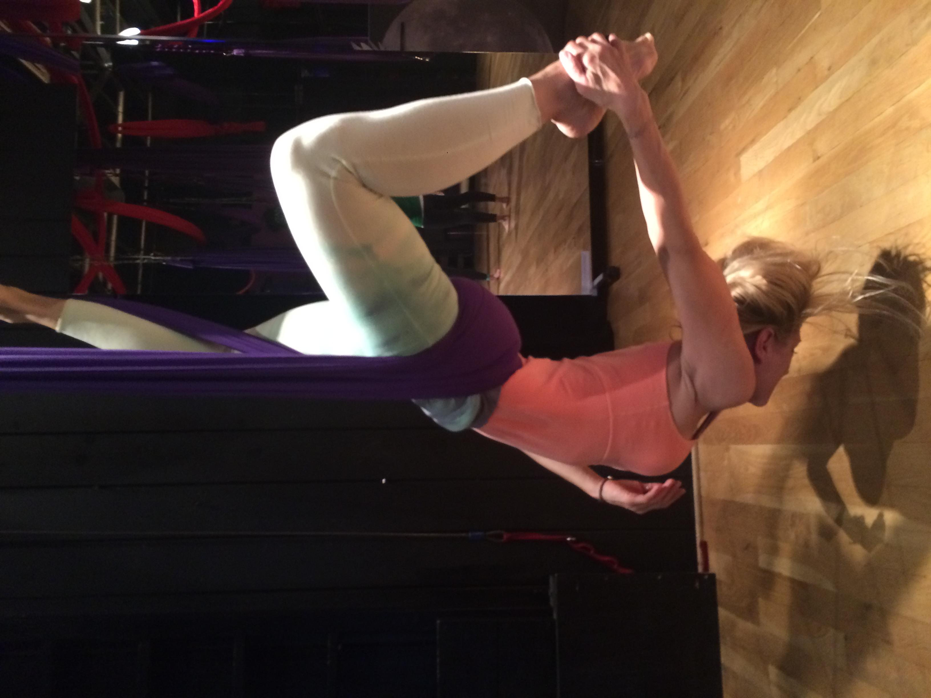 acrobatics / yoga