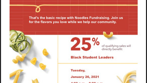 Noodles and Company Fundraiser