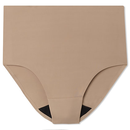 Bliss Seamless Women High-Waist | Latte