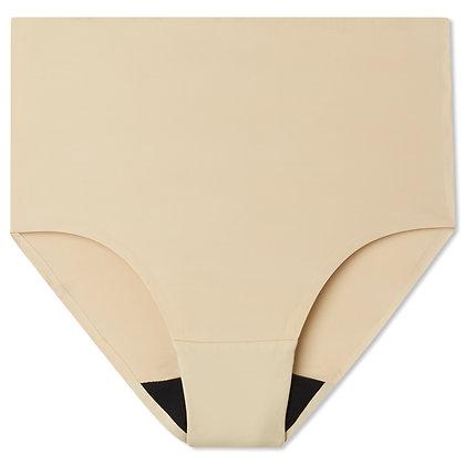 Women's Bliss Seamless Period Underwear - High-Waist | Nude