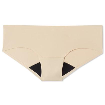 Teen Bliss Seamless Period Underwear - Hipster | Nude