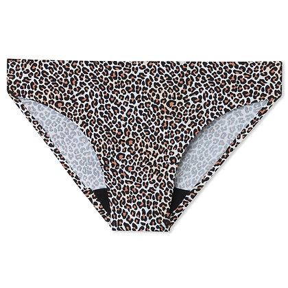 Women's Bliss Seamless Period Underwear - Bikini | Leopard