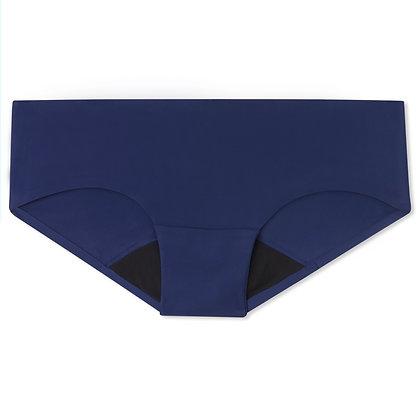 Teen Bliss Seamless Period Underwear - Hipster | Navy