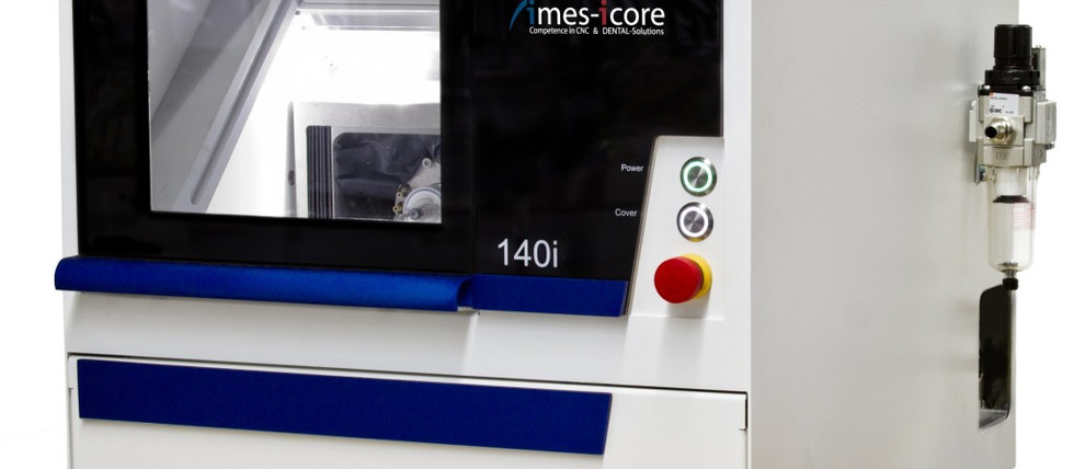 4-Achs-Dentalfräsmaschine CORiTEC 140i