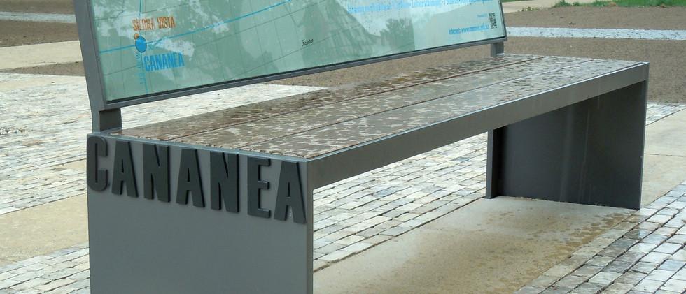 """""""Datenbank-CANNANEA""""  Fertiges Objekt zur Präsentation von Städtepartnerschaften"""